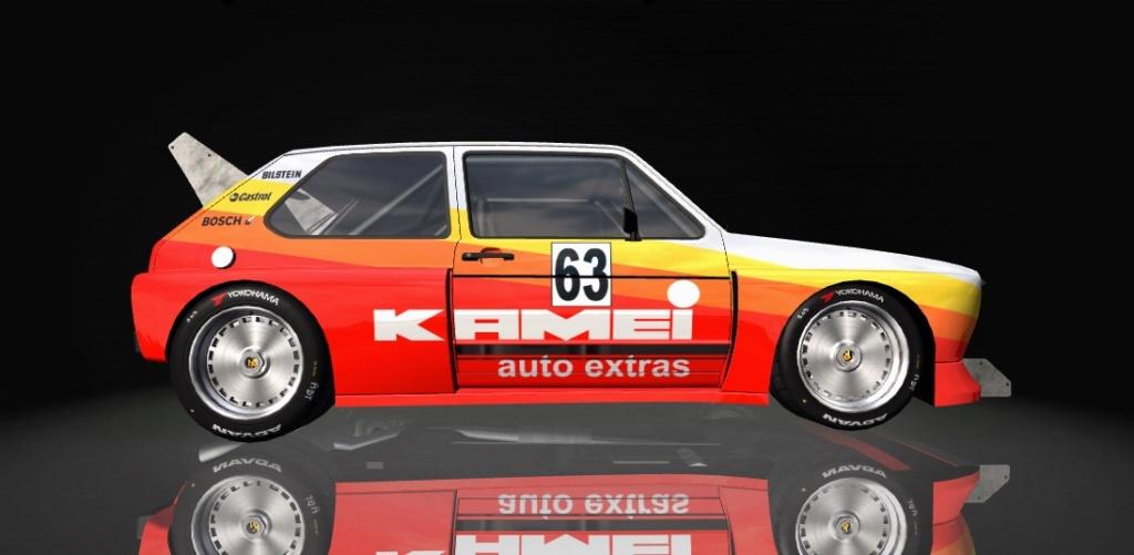 Volkswagen MK1 GTI Volksw47