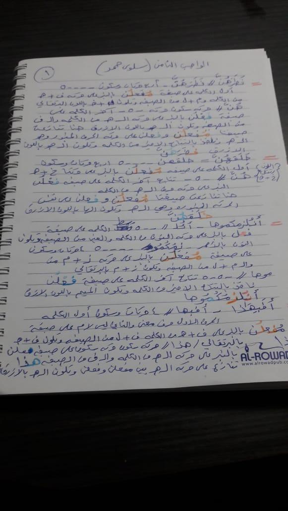 الواجب الثامن / الدورة الخامسة - صفحة 2 Aio_ya14