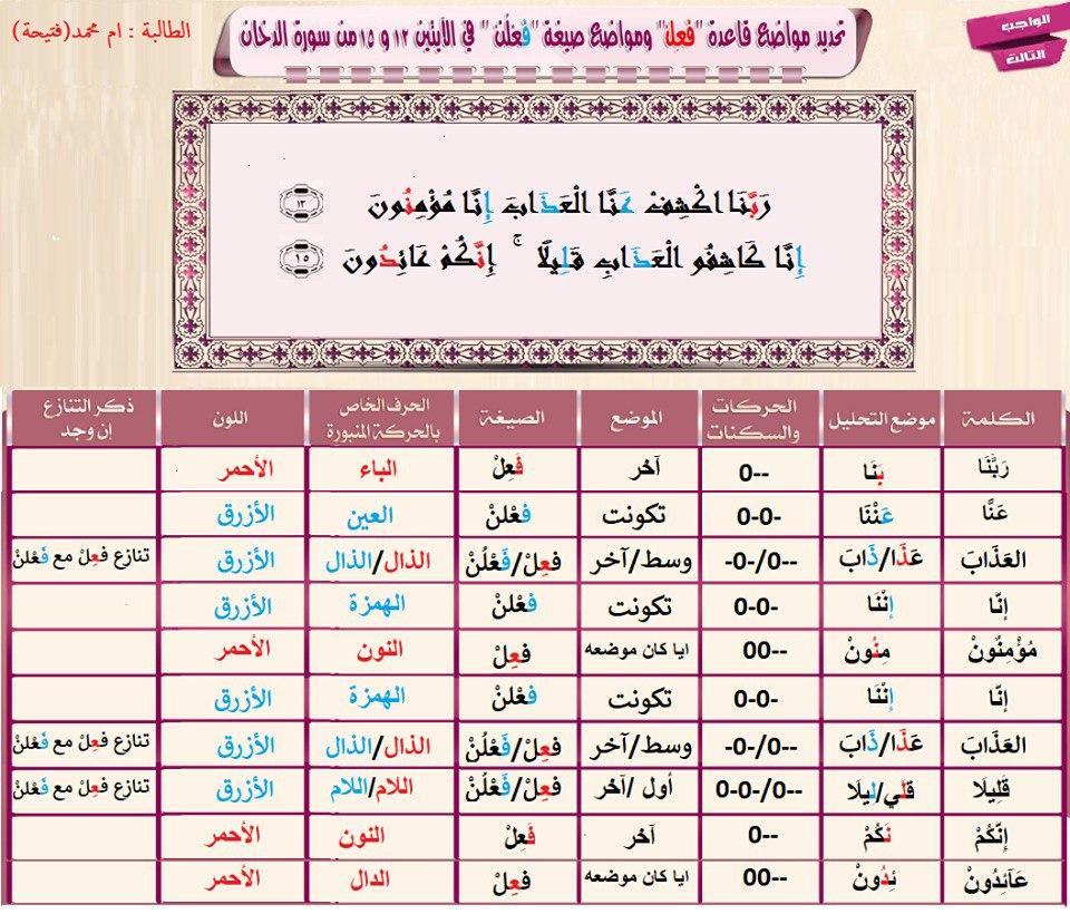 الواجب الثالث / الدورة السابعة - صفحة 3 Ea_aya12