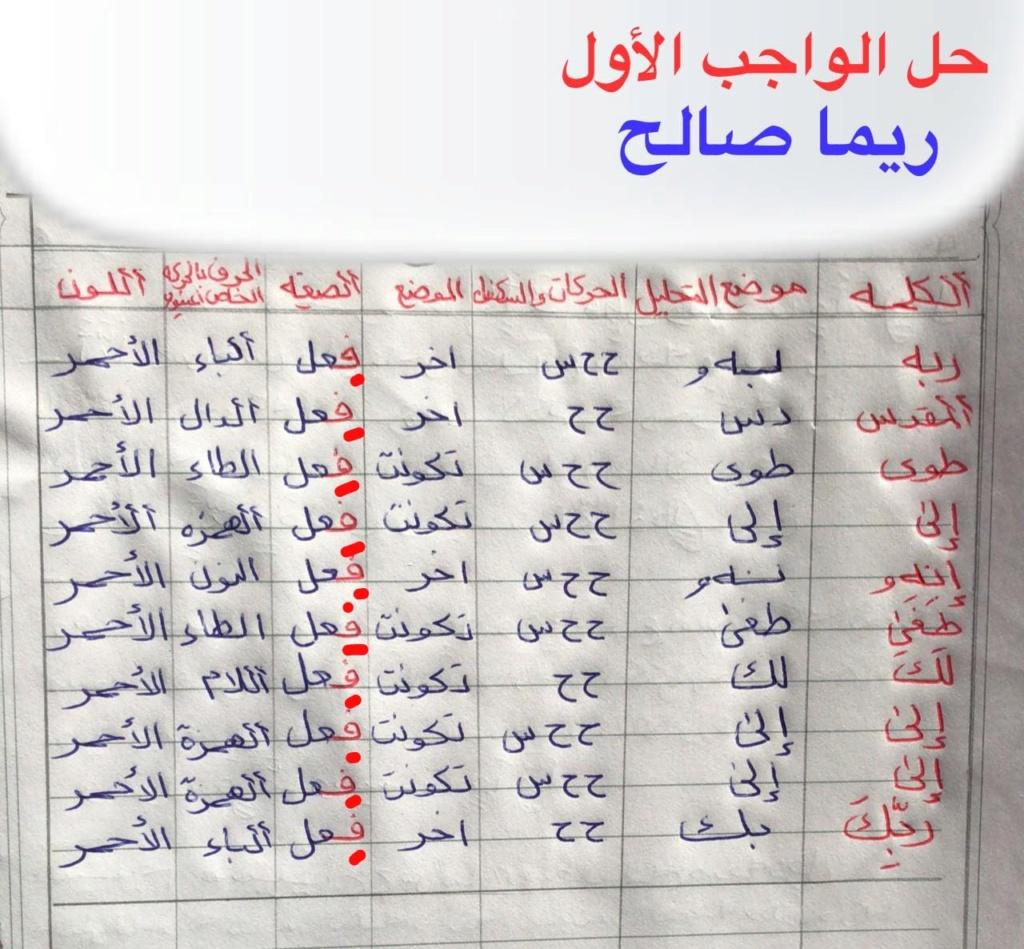 الواجب الأول / الدورة الخامسة - صفحة 5 Oa_ay16