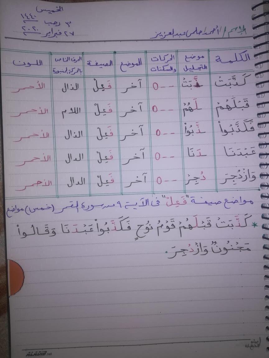 الواجب الأول/ الدورة الرابعة Yac_ya10