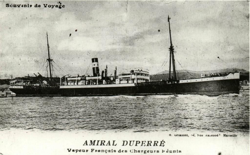 Amiral Duperré Scratch carton 1/500 Amiral10