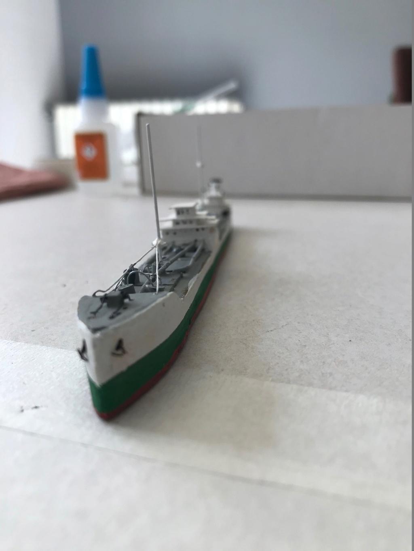 Croiseur de ligne Emile Bertin 1/1000  scratch carton Img_3613