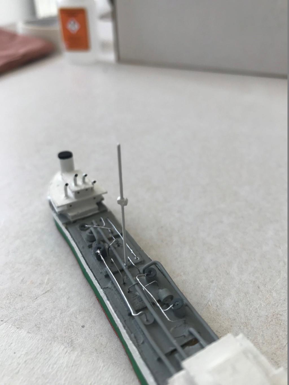 Croiseur de ligne Emile Bertin 1/1000  scratch carton Img_3614