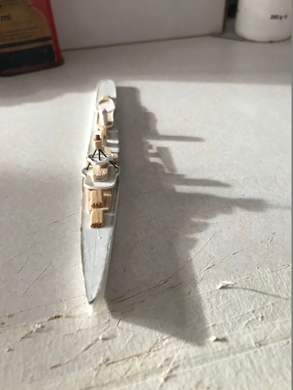 Croiseur de ligne Emile Bertin 1/1000  scratch carton Img_3618