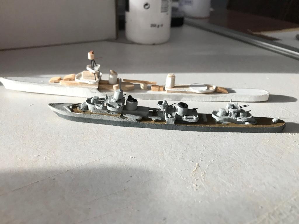 Croiseur de ligne Emile Bertin 1/1000  scratch carton Img_3619