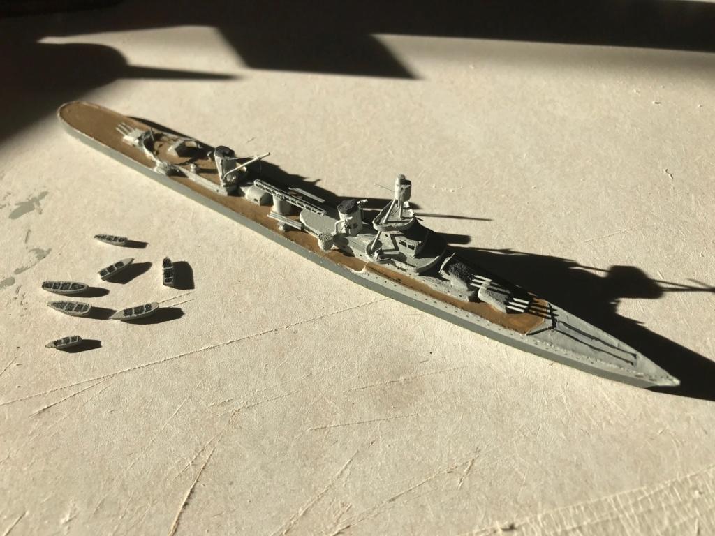 Croiseur de ligne Emile Bertin 1/1000  scratch carton Img_3624