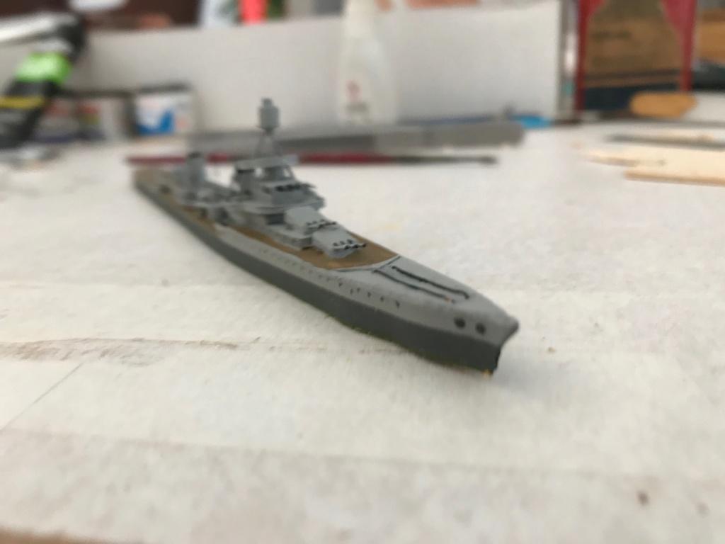 Croiseur de ligne Emile Bertin 1/1000  scratch carton Img_3625
