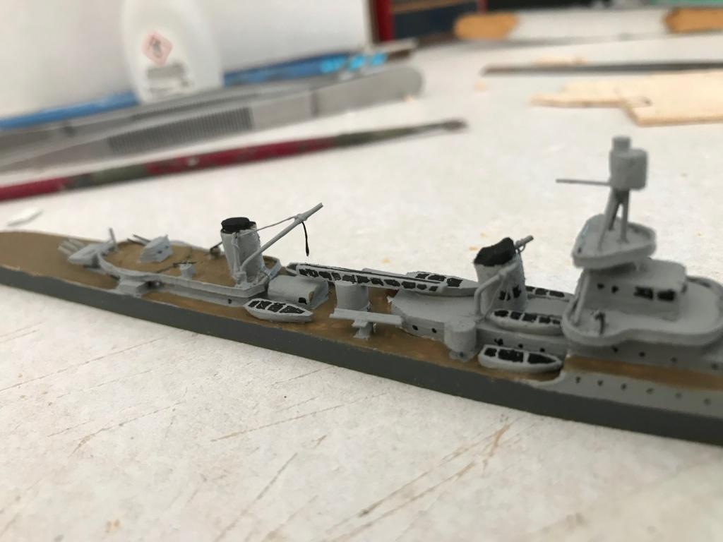 Croiseur de ligne Emile Bertin 1/1000  scratch carton Img_3626
