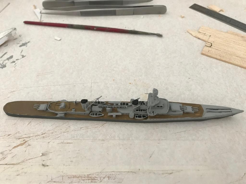 Croiseur de ligne Emile Bertin 1/1000  scratch carton Img_3627