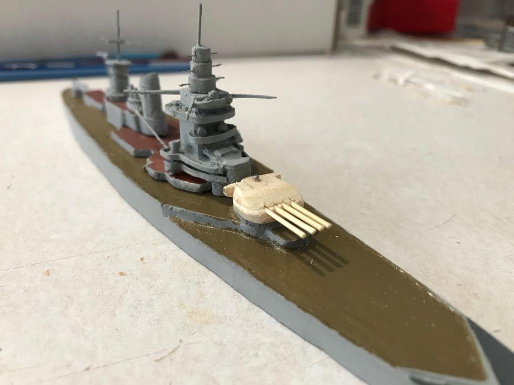 Diorama marine française 1940 - scratch carton - 1/1000 Img_3713