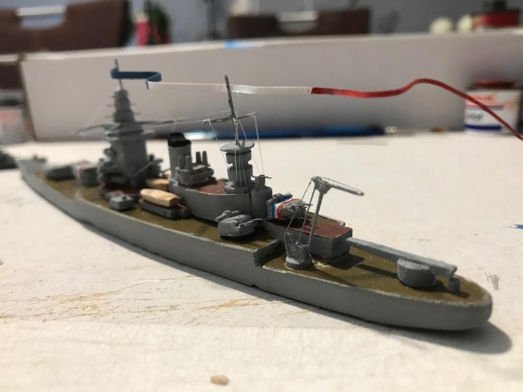 Diorama marine française 1940 - scratch carton - 1/1000 Img_3721