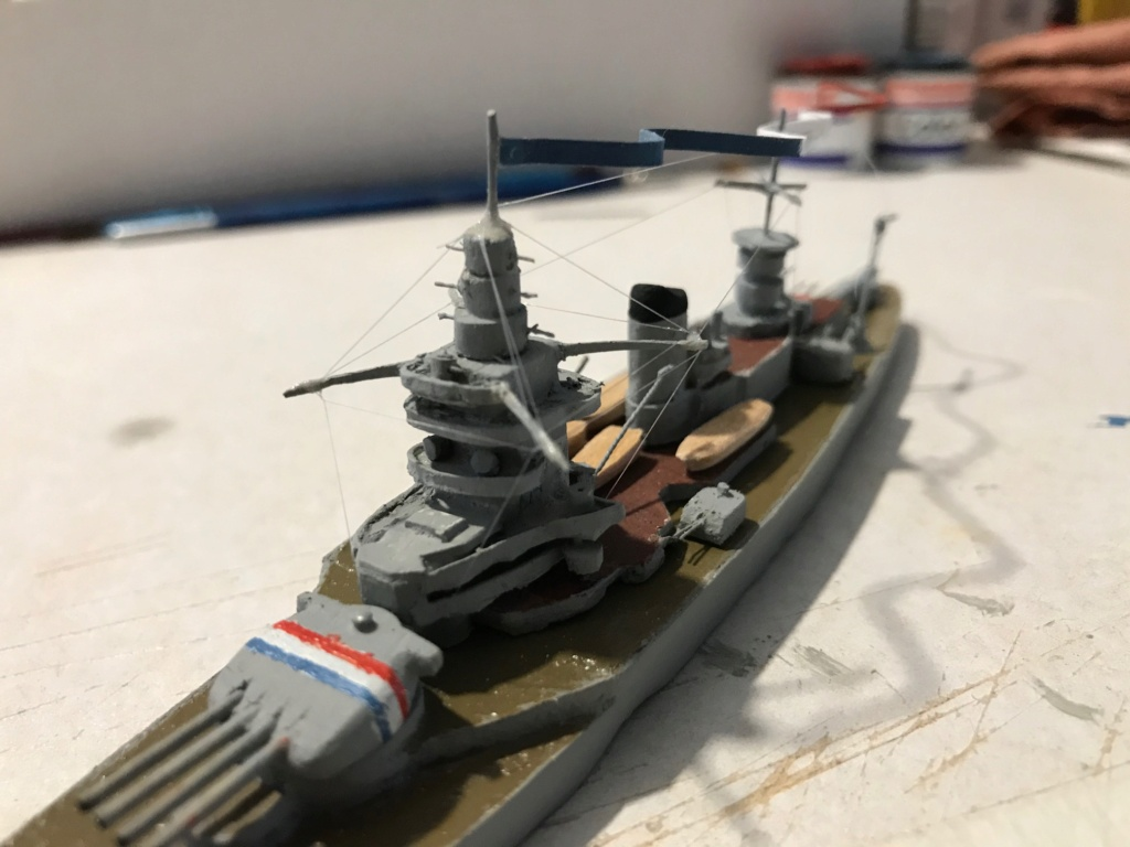 Diorama marine française 1940 - scratch carton - 1/1000 Img_3723