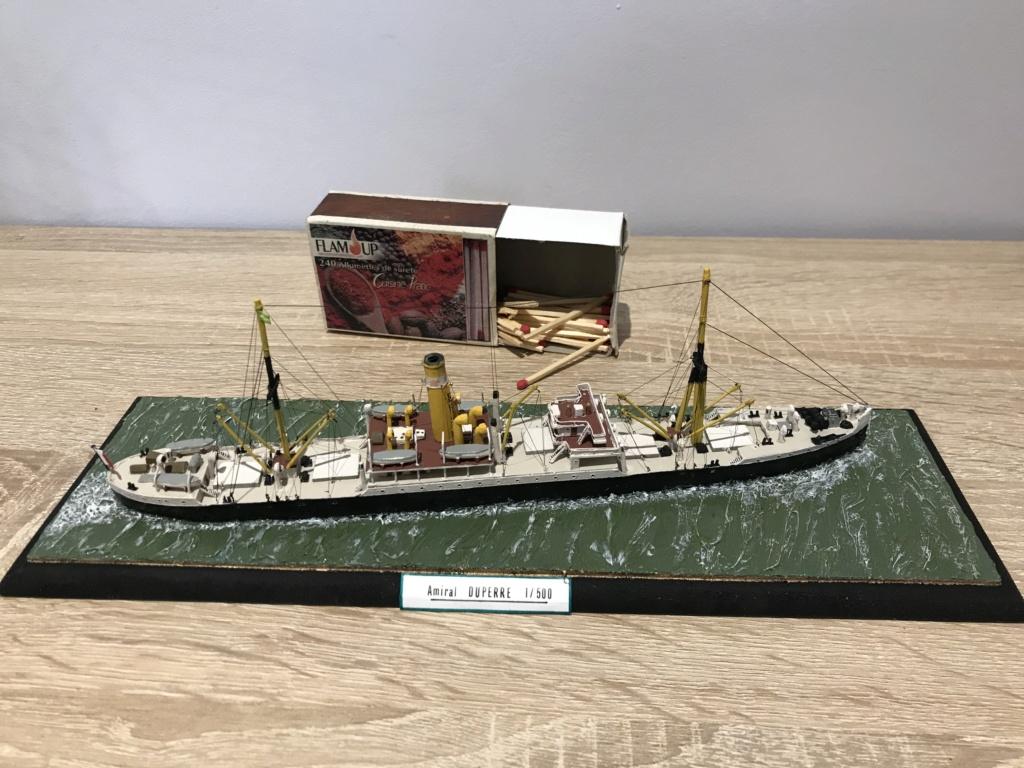 Dio : Amiral Duperré (scratch carton 1/500°) par PADOU35 Img_4032