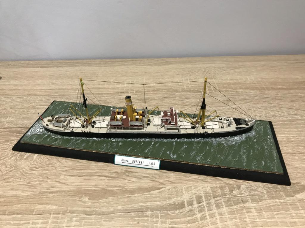 Dio : Amiral Duperré (scratch carton 1/500°) par PADOU35 Img_4035