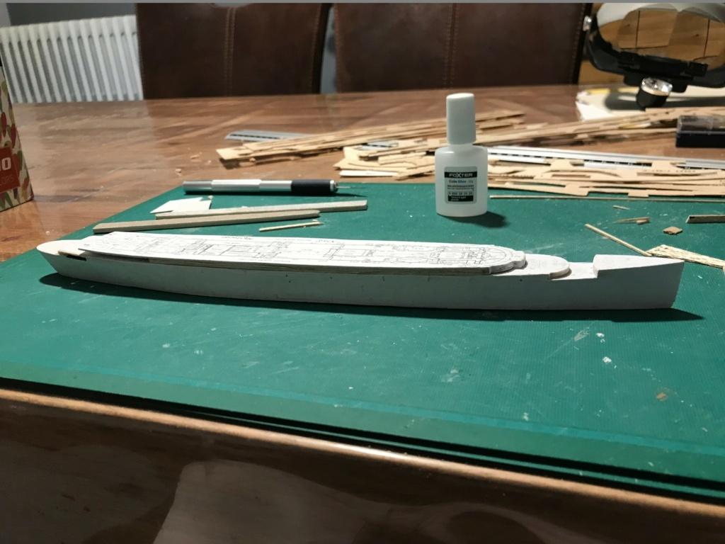 RMS Queen Mary I [scratch carton 1/1000°] de PADOU35 Img_4736
