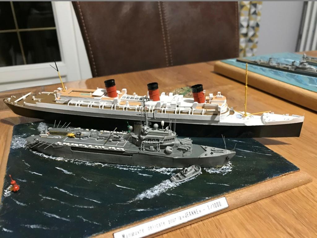 RMS Queen Mary I [scratch carton 1/1000°] de PADOU35 - Page 3 Img_4847
