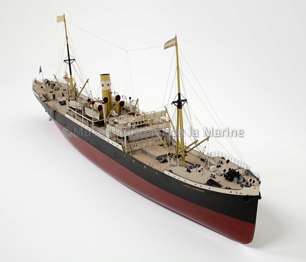 Amiral Duperré Scratch carton 1/500 Num-7-10