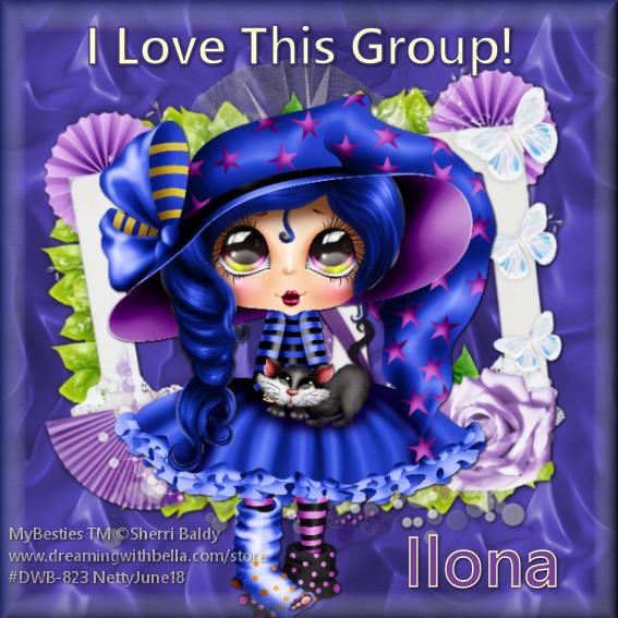 ILONA FAIRY BOX Ilona510