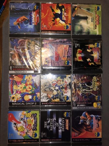 Jeux Neo-Geo CD gravés - Page 2 89fc1610