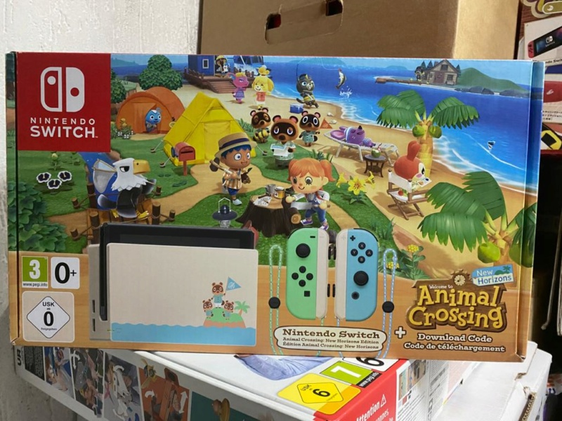 Les différents pack Switch Animal10