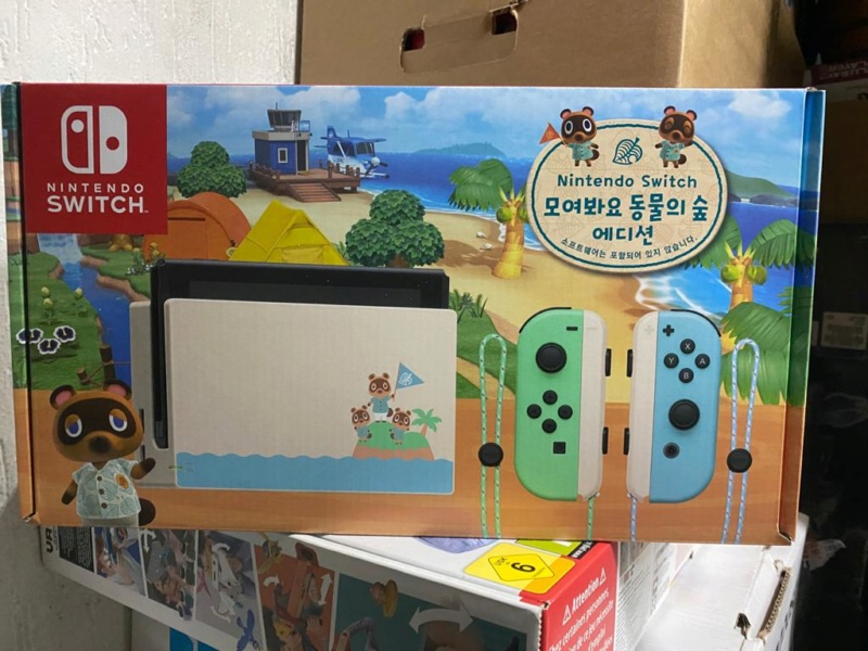 Les différents pack Switch Animal11