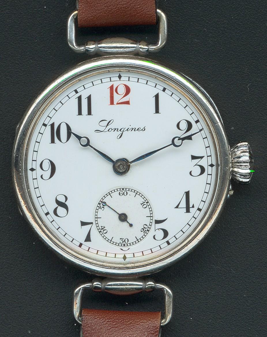 11 novembre 1918. Montres et horloges - Page 2 Longin10