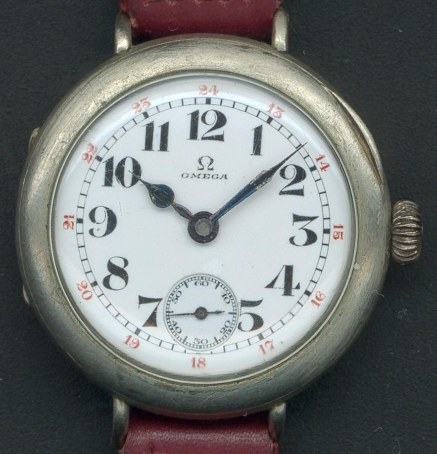11 novembre 1918. Montres et horloges - Page 2 Omega_10