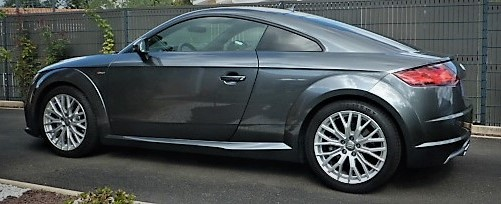 Audi TT 230CH Sline Quattro - Dream come true - Page 3 Ttalle12