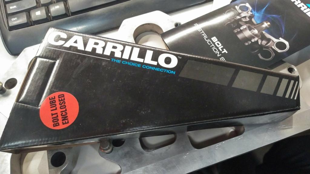 Carrillo rods, new in box Kimg0312