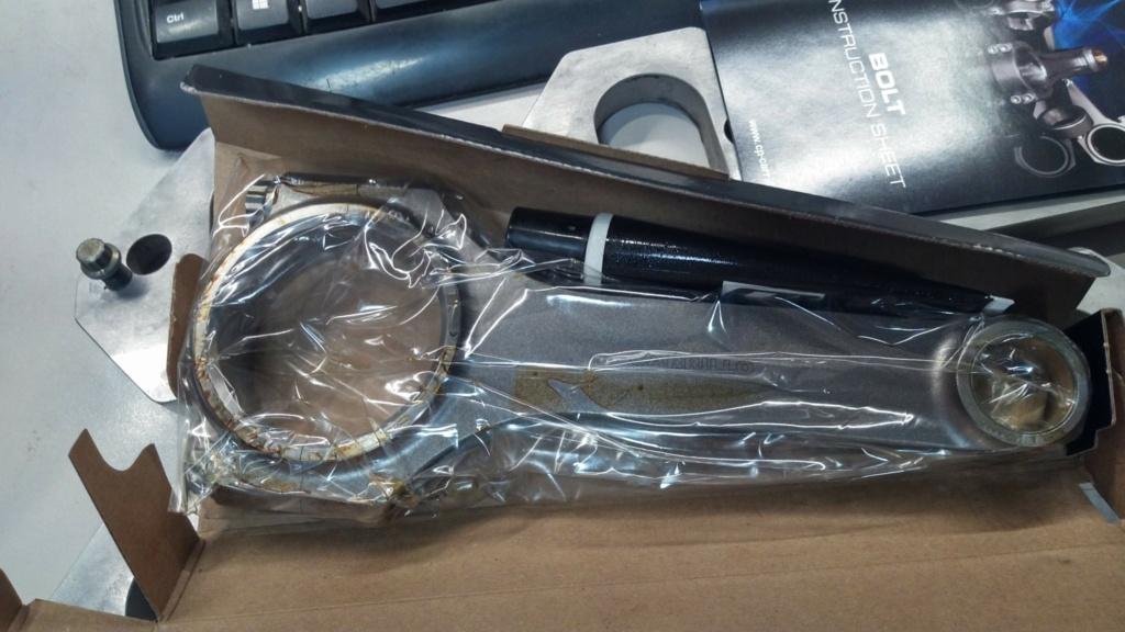 Carrillo rods, new in box Kimg0313