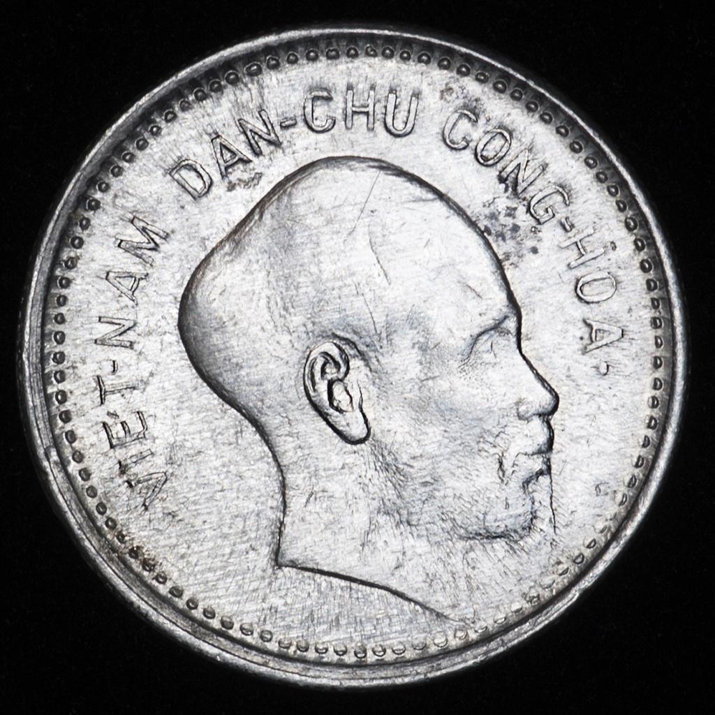 1 dong República Democrática de Vietnam (Vietnam del Norte) 1946. _pas6610