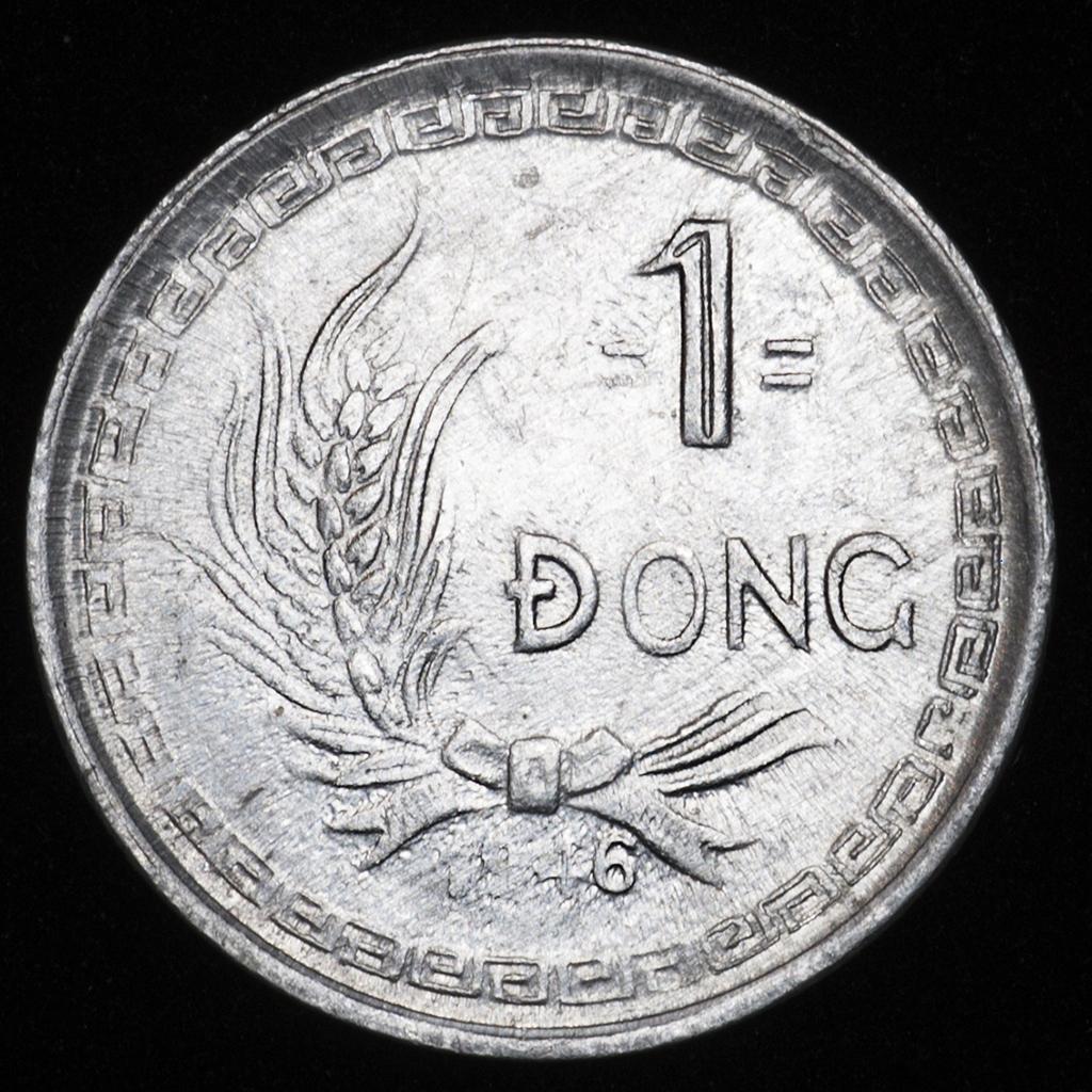 1 dong República Democrática de Vietnam (Vietnam del Norte) 1946. _pas6611