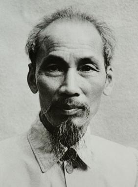 1 dong República Democrática de Vietnam (Vietnam del Norte) 1946. Ho_chi10