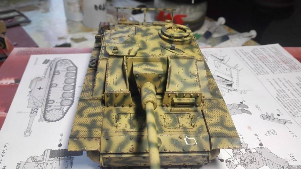 Stug III Ausf G - Страница 2 2018-016
