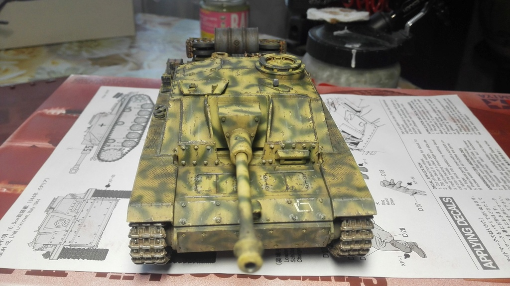 Stug III Ausf G - Страница 2 2018-018