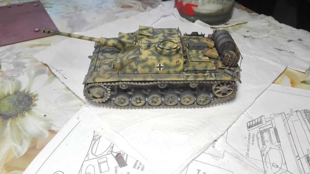 Stug III Ausf G - Страница 2 2018-019