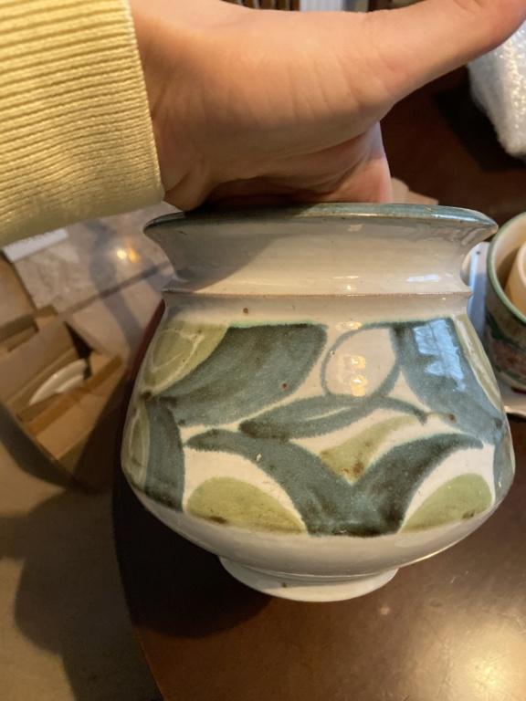 Aldermaston Pottery vase 99ba4c10