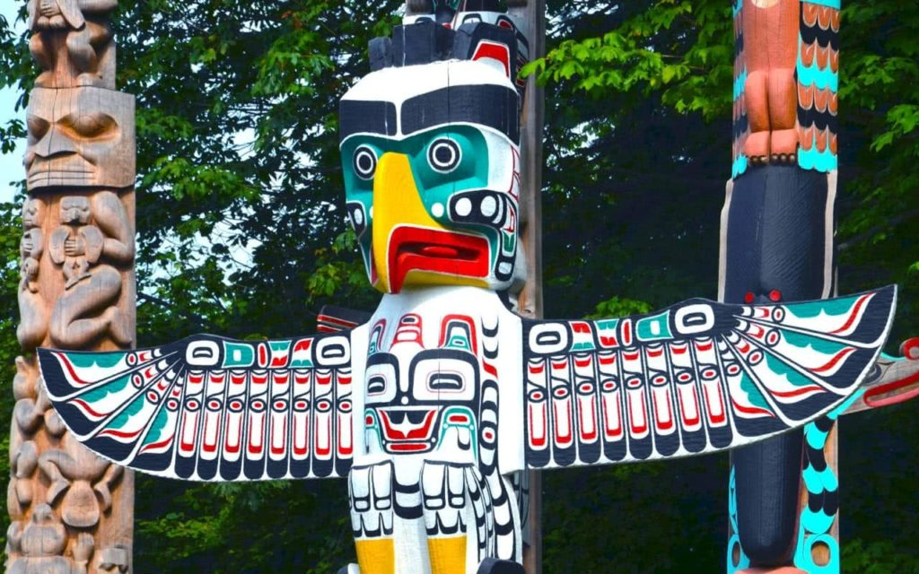 Les animaux totems Totem-10