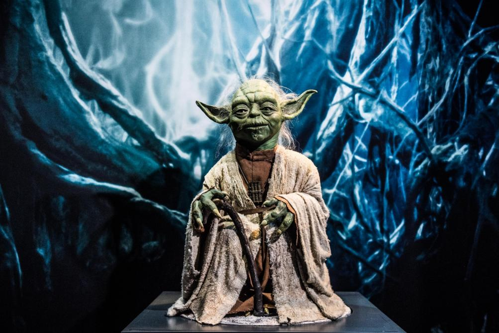 La mythologie de Star Wars Yoda10