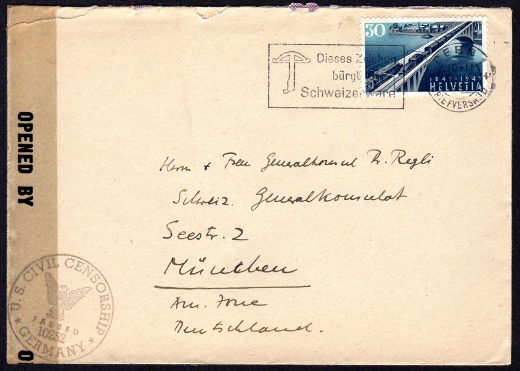 Schweizer Konsulat Vertreter im Zweiten Weltkrieg Regli211