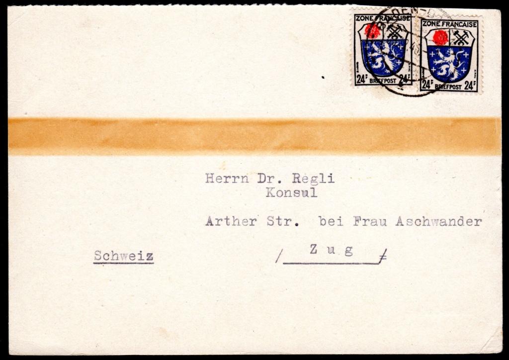 Schweizer Konsulat Vertreter im Zweiten Weltkrieg Regli311