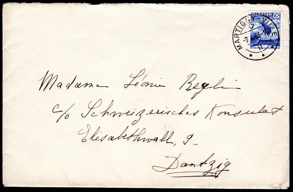 Schweizer Konsulat Vertreter im Zweiten Weltkrieg Regli410