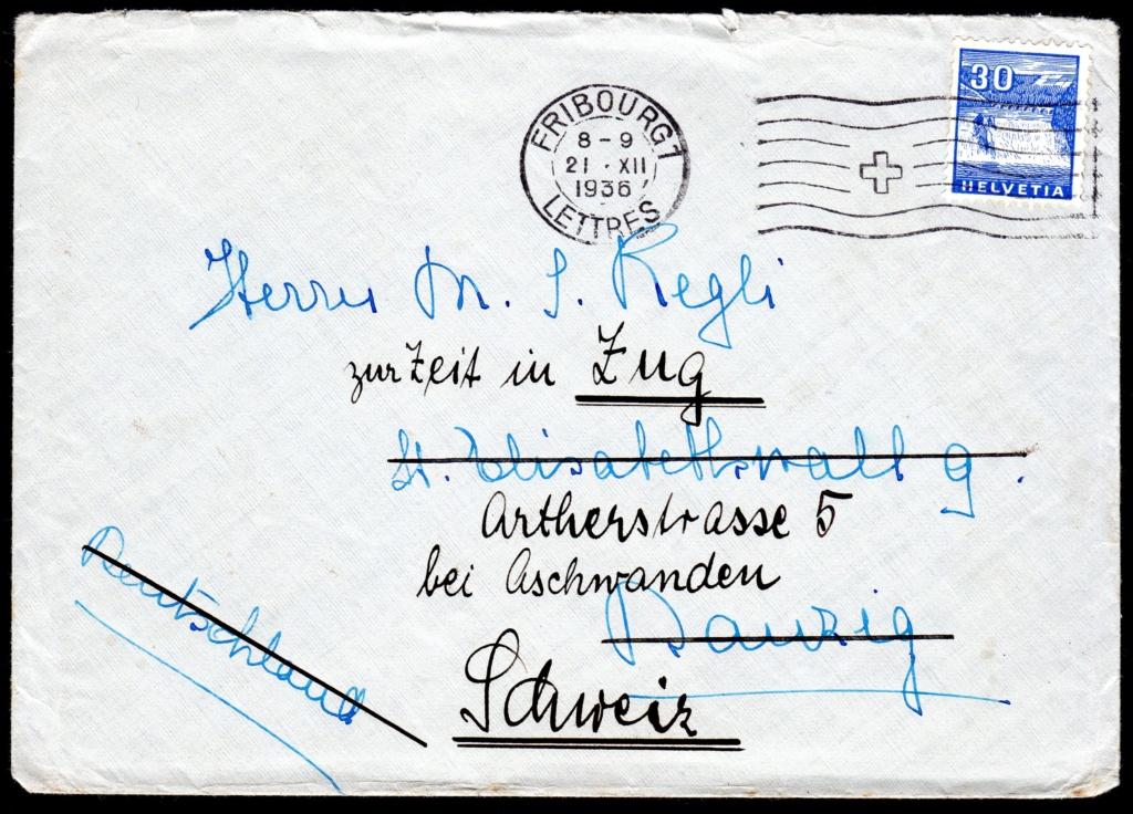 Schweizer Konsulat Vertreter im Zweiten Weltkrieg Regli411