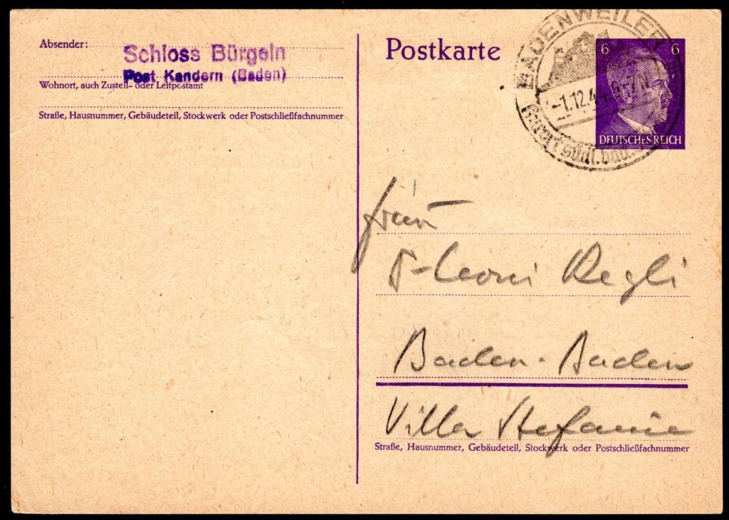 Schweizer Konsulat Vertreter im Zweiten Weltkrieg Regli711