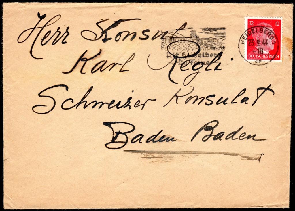 Schweizer Konsulat Vertreter im Zweiten Weltkrieg Regli911
