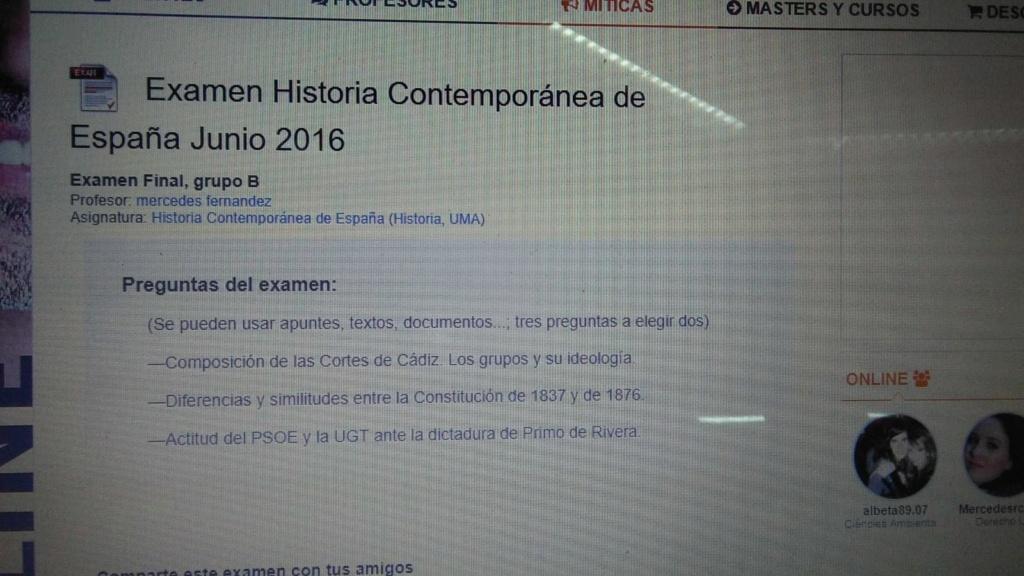 Modelo de Examen Mercedes Paradas 959a8710