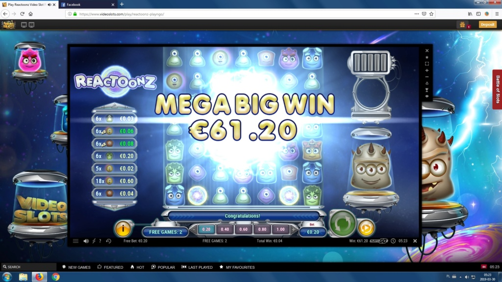 Screenshoty naszych wygranych (minimum 200zł - 50 euro) - kasyno - Page 27 Rea10