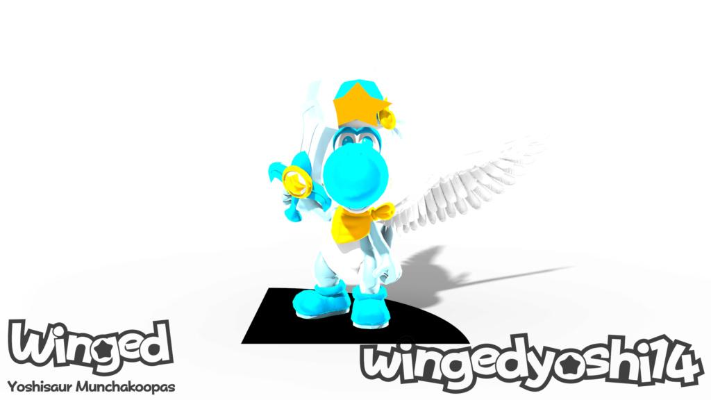 Mi OC: Winged Darkqu10