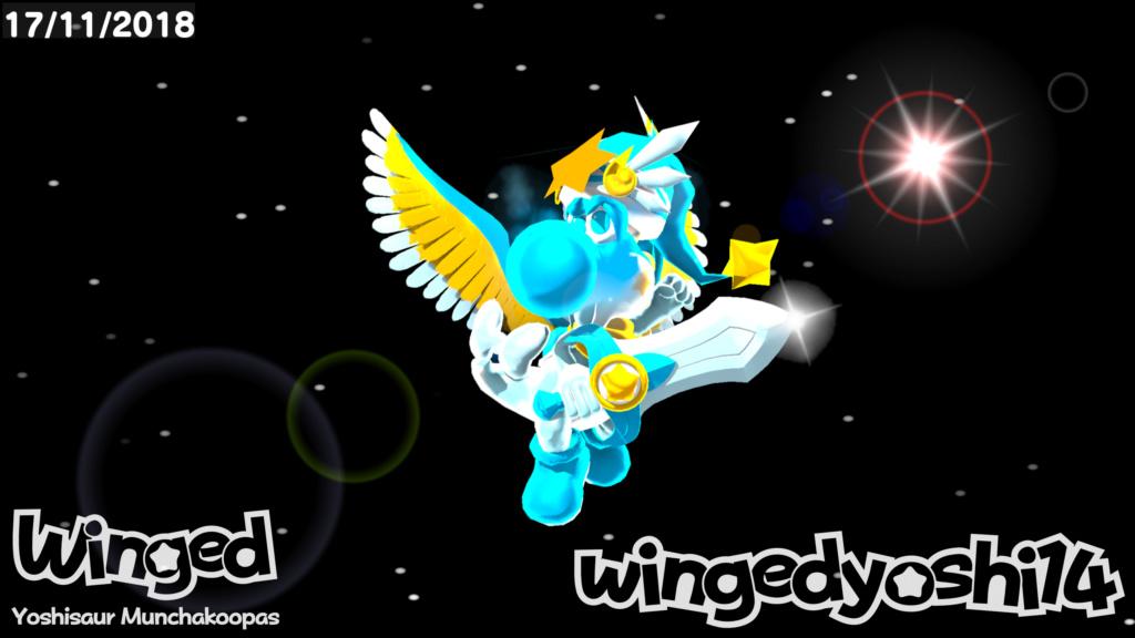 Mi OC: Winged Winged13